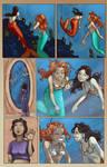 Magic High mermaids