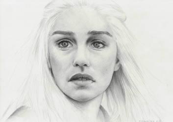 Daenerys by steyfi