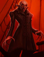 Nosferatu by VisHuS702