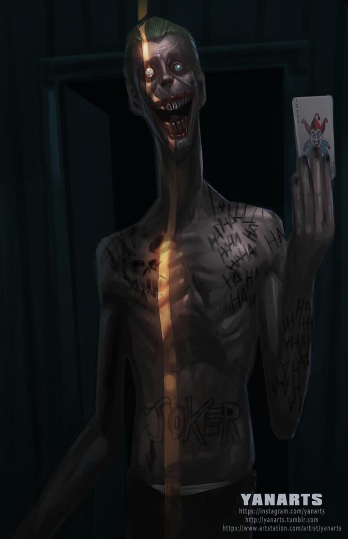 Suicide Squad Joker by VisHuS702