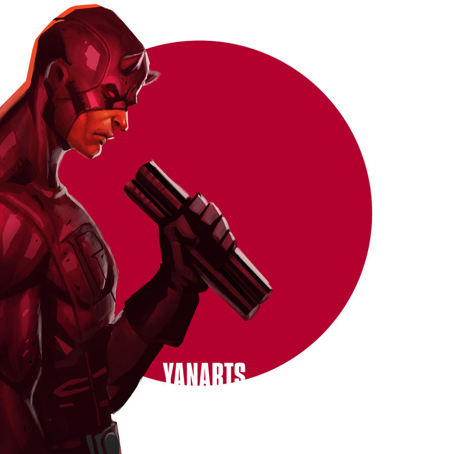 Daredevil by VisHuS702