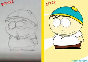 The Making-Of Cartman