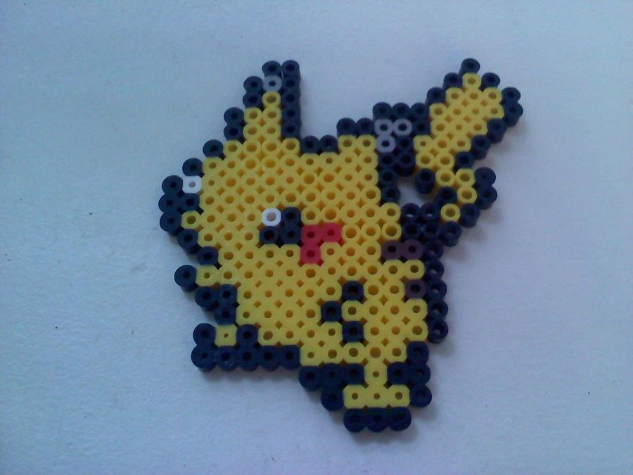 100+ Pikachu Perler Beads – yasminroohi