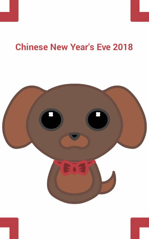 Chinese New Year's Eve 2018 by nogirl70