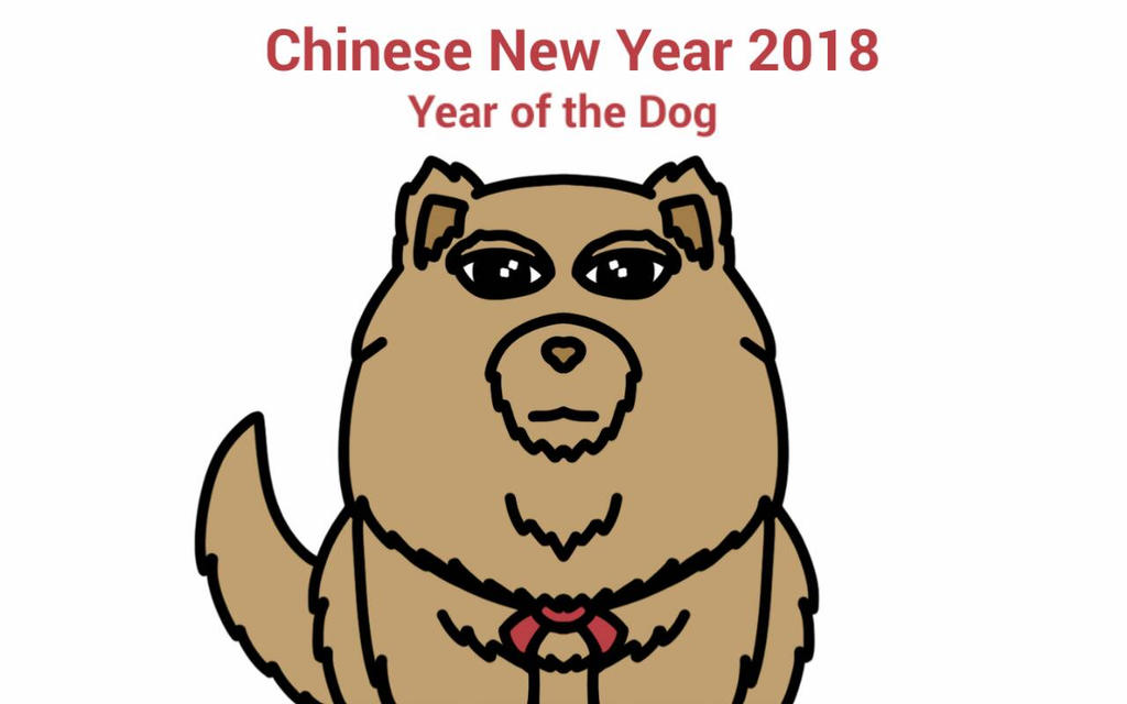 Chinese New Year (2018) by nogirl70