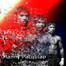 Manny Pacquiao Photo Dispersion by jinjiruki