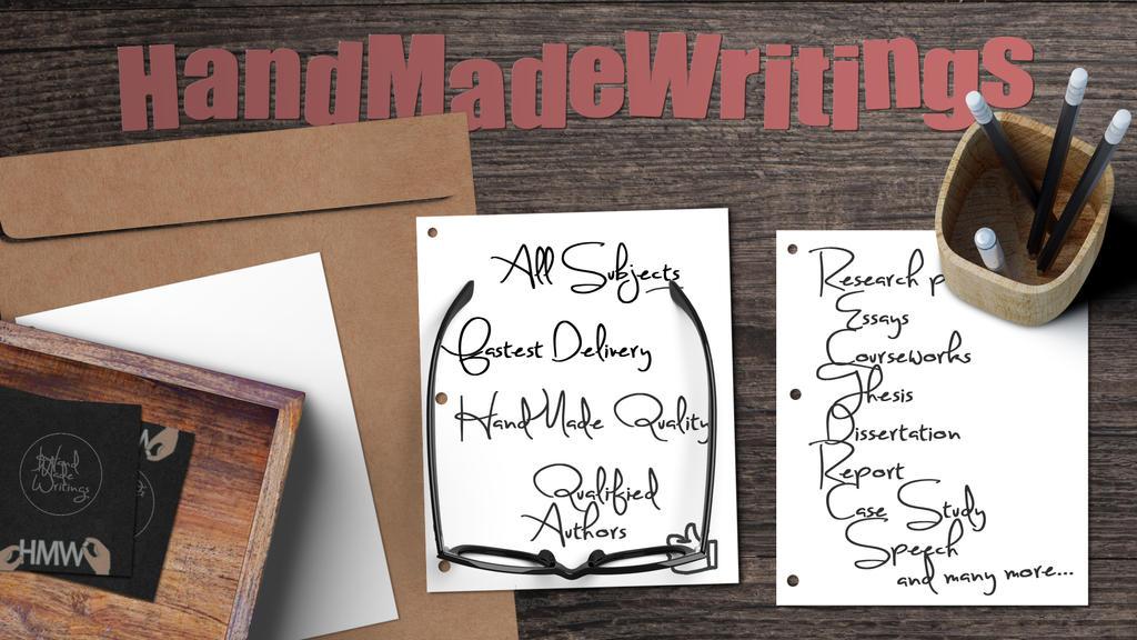 HandMadewritings research by handmadewritings