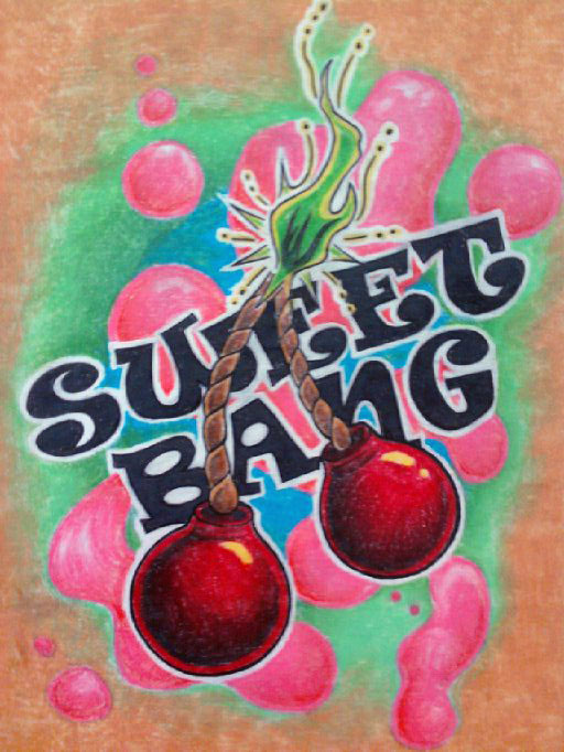 Cherry bomb by mzxiii on deviantart for Cherry bomb tattoo parlor perth