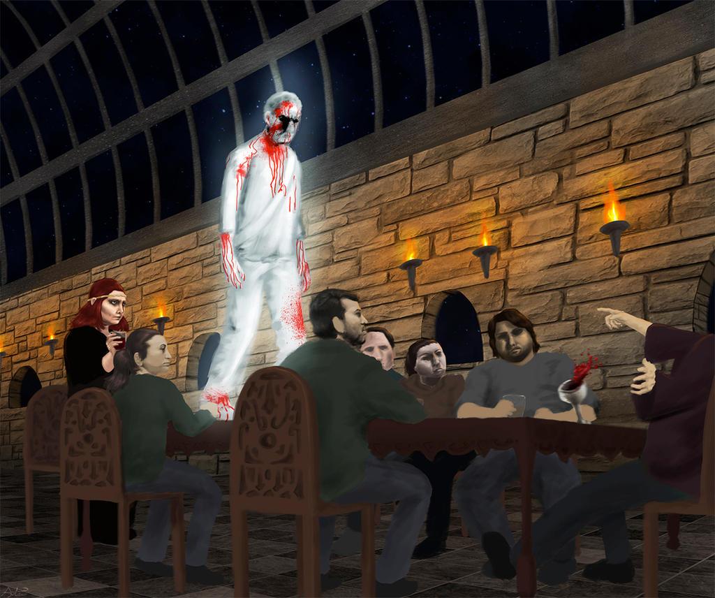 banquo s ghost scene analysis essays