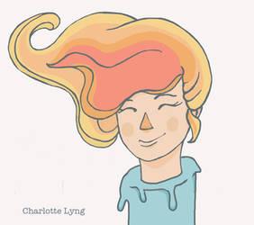 birthday girl by CharlotteLyng