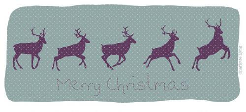 merry xmas by CharlotteLyng