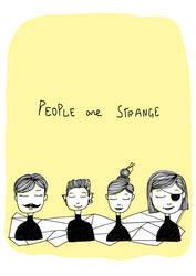 people are strange by CharlotteLyng