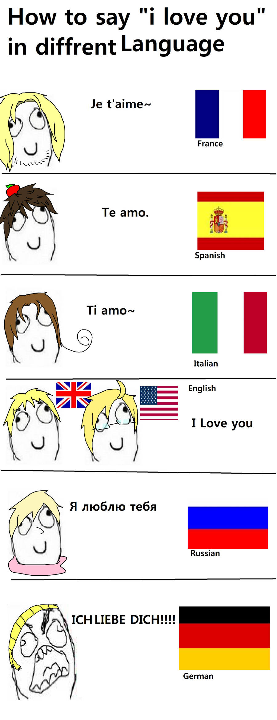 how to watch anime in different languages