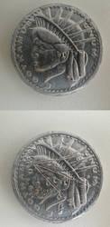 Moneda de Dos Caras by war10ck88