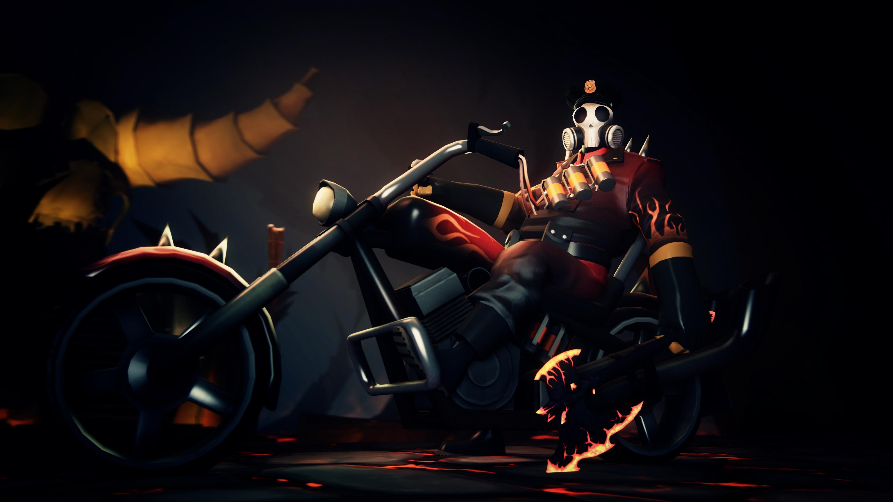 Rider by PsychoLinChan