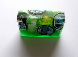 Soap Green Wave