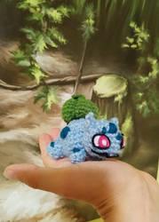 Bisasam crochet