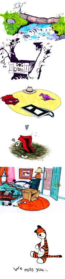 Tribute - Calvin and Hobbes