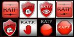 RATF EMBLEMS-FOR ADMIN by RippedArtTaskForce