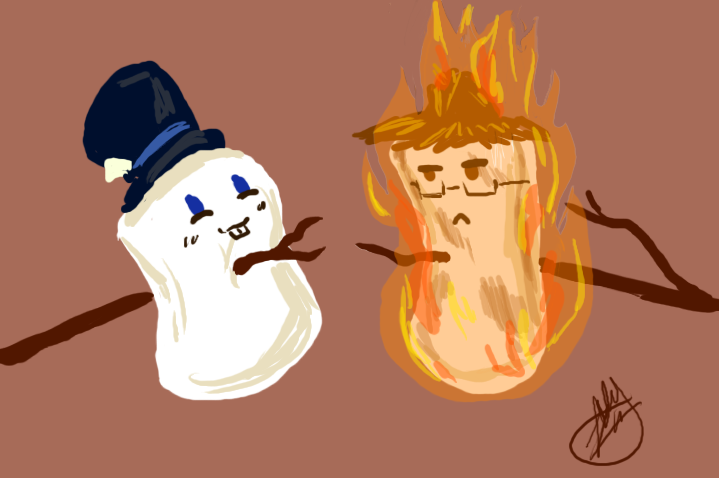 Marshmallow Rogues by michi-no