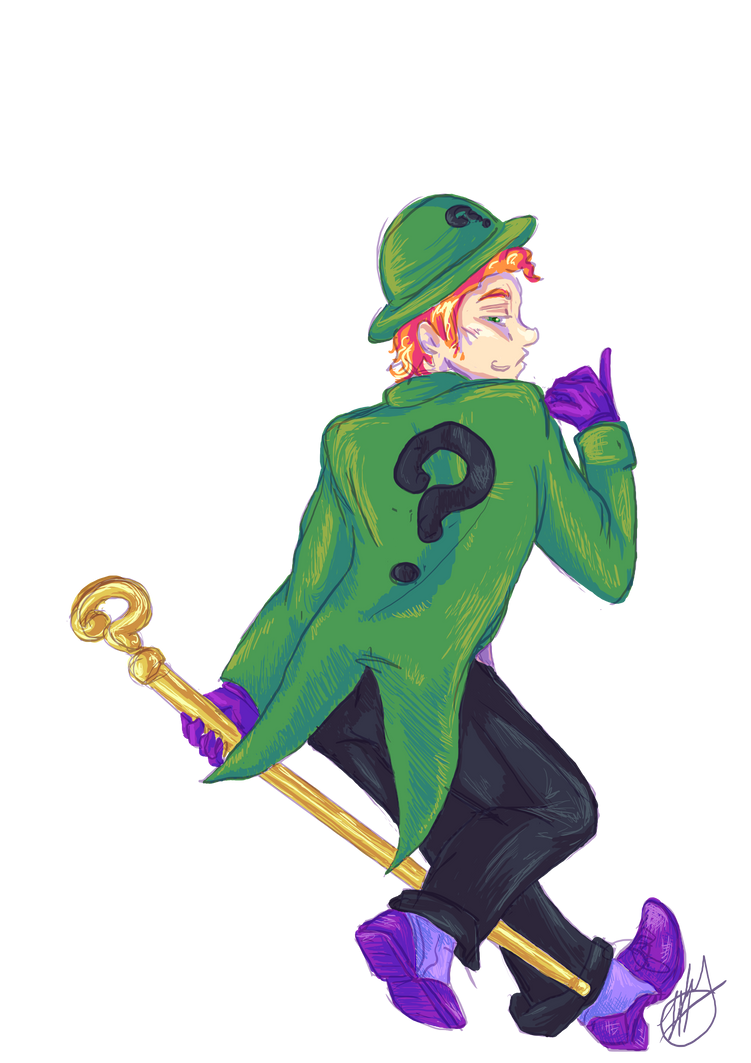 Flirty in Green by michi-no