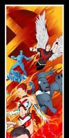 Original X-men Revised