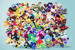 X-Men Roster
