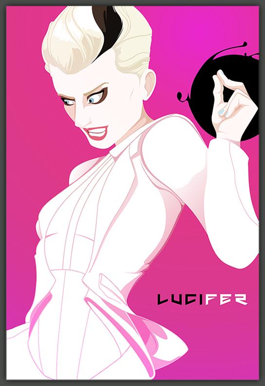 Lucifer by gottabecarl