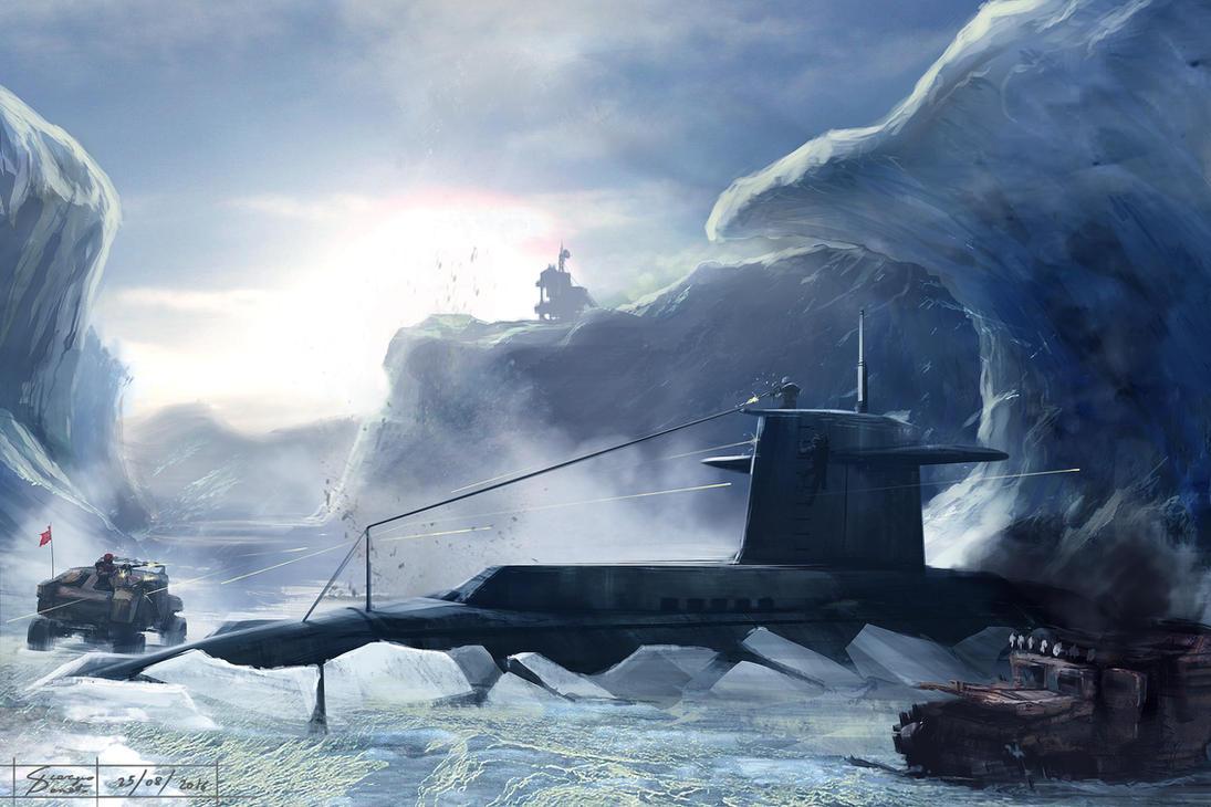 Polar by Kawassass00