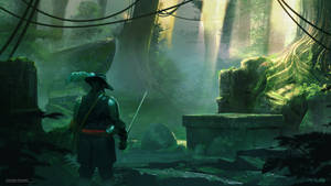 Deep into the jungle by Kawassass00