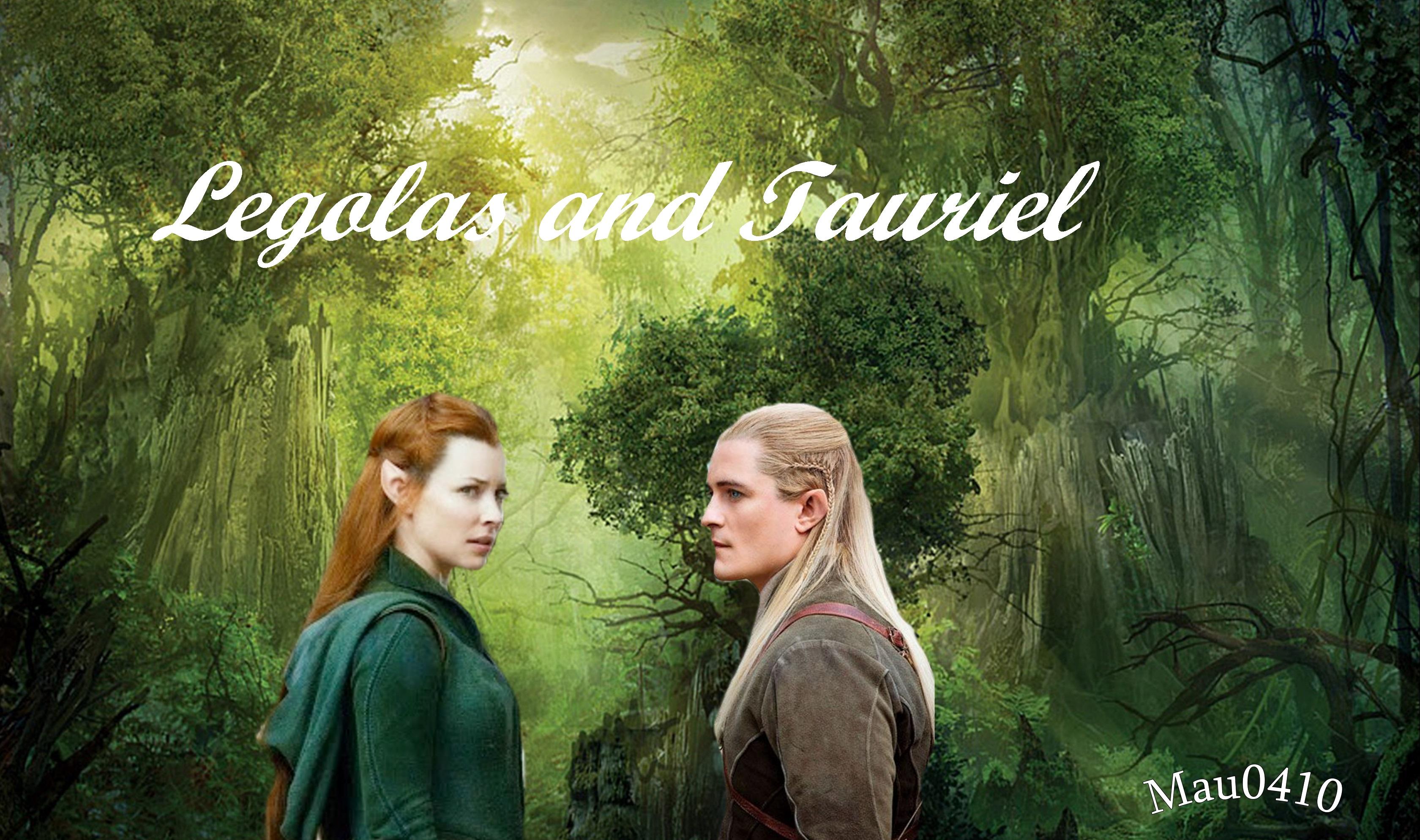 Legolas and Tauriel images Legolas and Tauriel HD wallpaper and