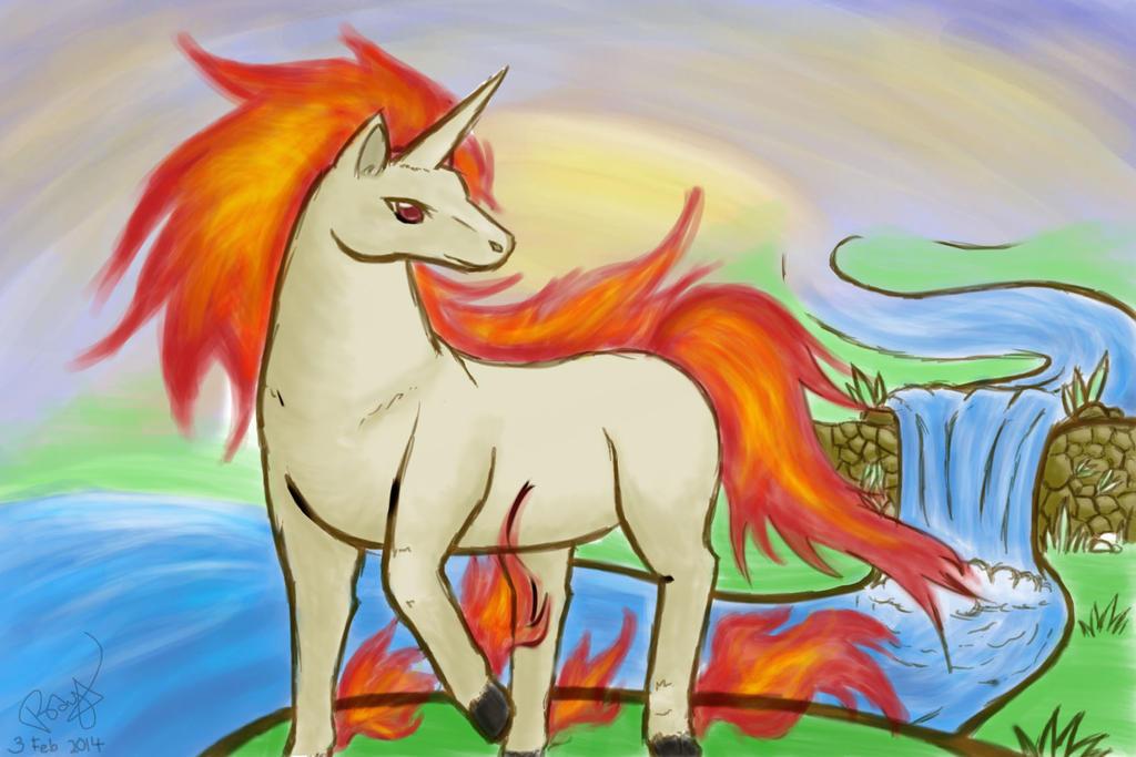 Enter the Year of the Horse! by sasuxsaku842