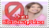 I hate BibisBeautyPalace - Stamp by Dialga22239