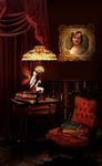 fairy study room detailed