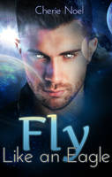 Fly-Like-an Eagle Book Cover by ajCorza