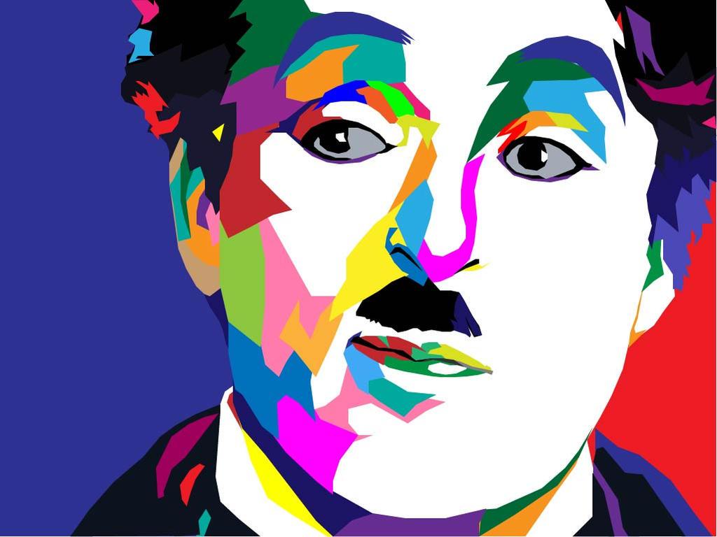 Chaplin by AiChanchi
