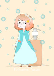 Princesse Savon