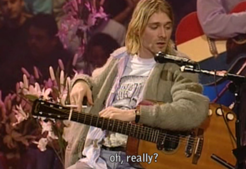 Kurt Cobain Mtv Unplugged Guitar