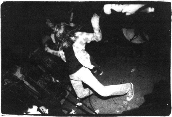 Nirvana Live 1989 By SasukeTheHotty