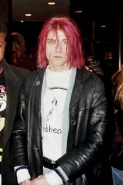 Kurt Cobain Red Hair By Sasukethehotty On Deviantart