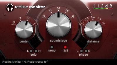 Redline Monitor by ScottKaneGUIs