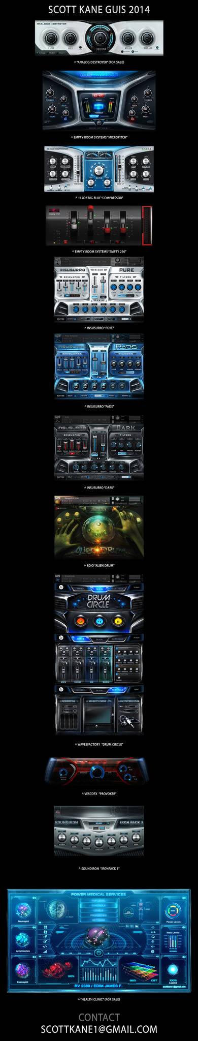 Extreme User Interface Design 2016 by Scott-Kane