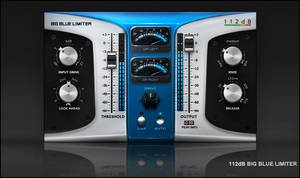112dB Big Blue Limiter skin