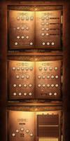 Book of Sounds 2 Kontakt Library vst Gui Design