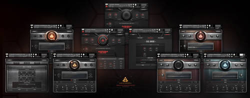 Audio Imperia GUI Post Production by Scott-Kane