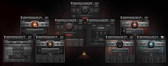 Audio Imperia GUI Post Production by Scott-Kane