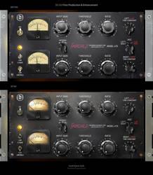 Fairchild Hardware GUI Audio Interface