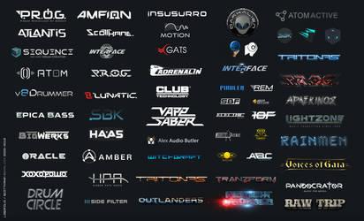 Logofolio 2018 by Scott-Kane