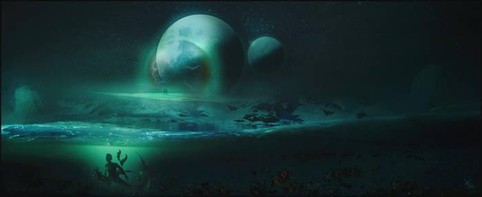 Mermaid's Lair by Scott-Kane