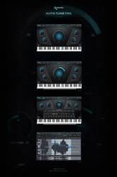 AutoTune-Pro GUI by Scott-Kane